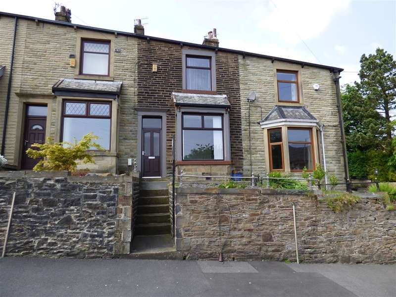 3 Bedrooms Terraced House for sale in Rosehill Road, Burnley