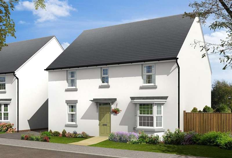 4 Bedrooms Detached House for sale in St Canna's Green, Llangan