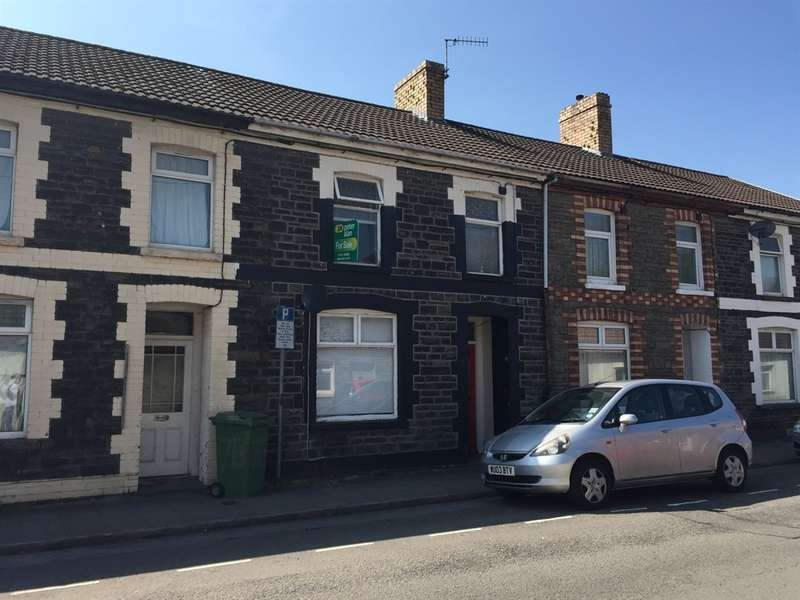 3 Bedrooms Terraced House for sale in Meadow Street, Treforest