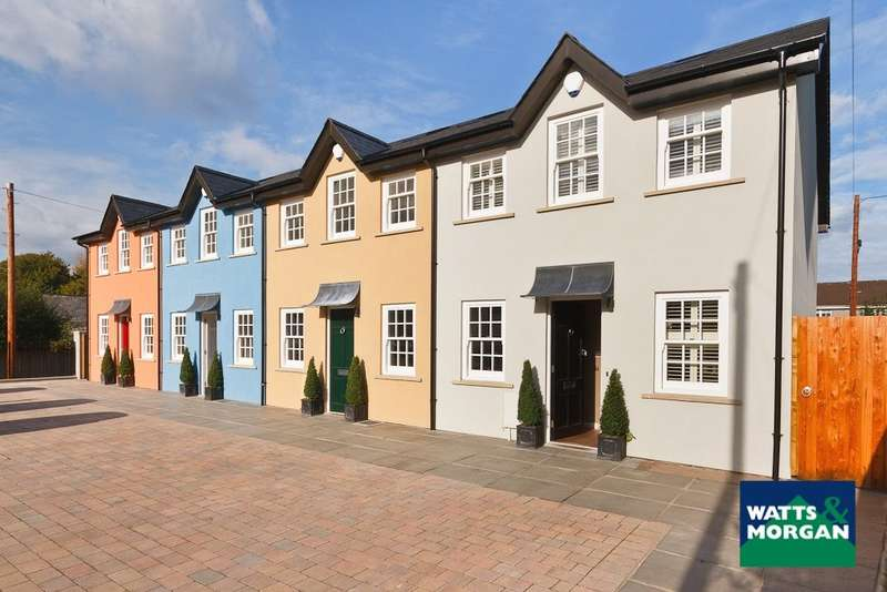 3 Bedrooms Terraced House for sale in 2 & 3, Eastgate Court, Eastgate, Cowbridge, Vale Of Glamorgan, CF71 7AA