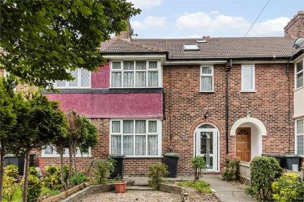 4 Bedrooms Terraced House for sale in Verdant Lane, London