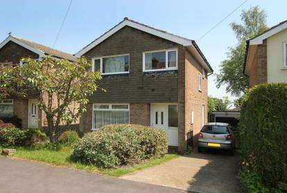 3 Bedrooms Detached House for sale in Hallam Grange Crescent, Fulwood, Sheffield