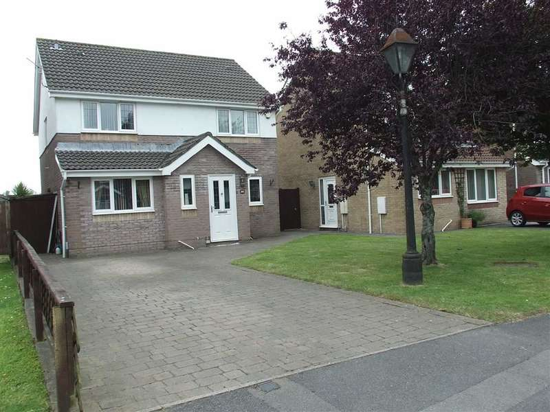 4 Bedrooms Property for sale in Ffordd Y Gamlas, Gowerton