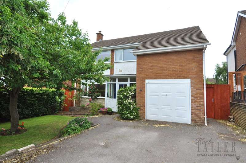 4 Bedrooms Detached House for sale in Croome Drive, West Kirby, Wirral