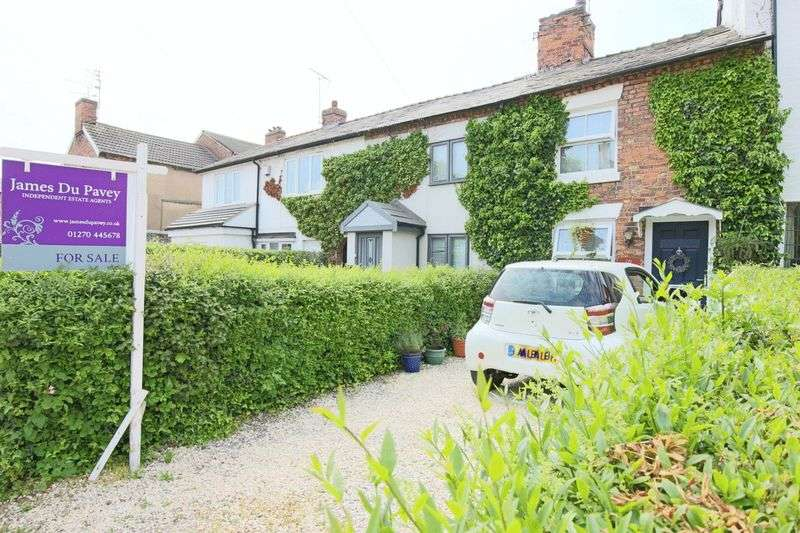 2 Bedrooms Terraced House for sale in Welsh Row, Nantwich