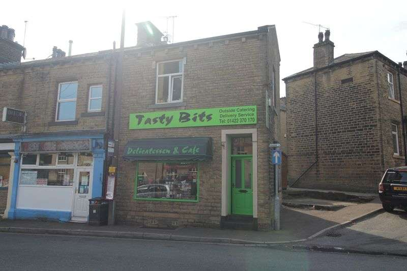 Property for sale in Tasty Bits, Stainland Road, West Vale