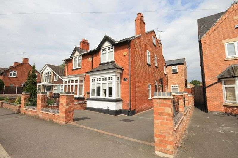 4 Bedrooms Semi Detached House for sale in THE HOLLOW, LITTLEOVER