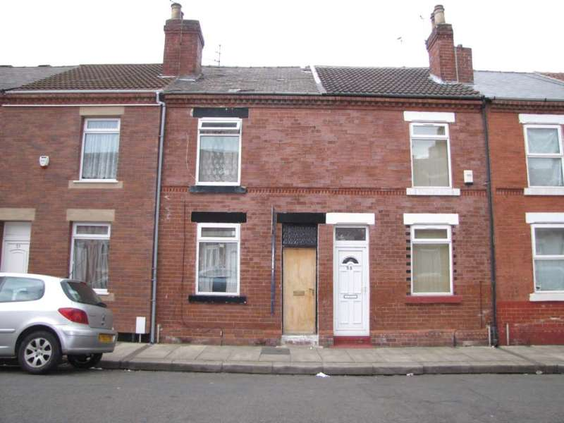 2 Bedrooms Terraced House for sale in Ellerker Avenue, Hexthorpe