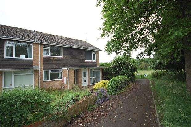 2 Bedrooms Flat for sale in Witham Road, Keynsham, Bristol, BS31 1QZ