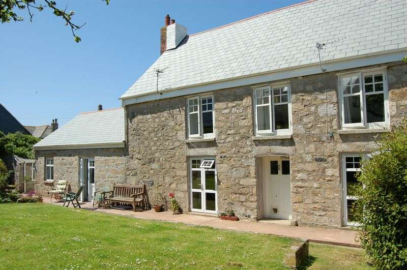 4 Bedrooms Semi Detached House for sale in Trenwith Lane, St. Ives