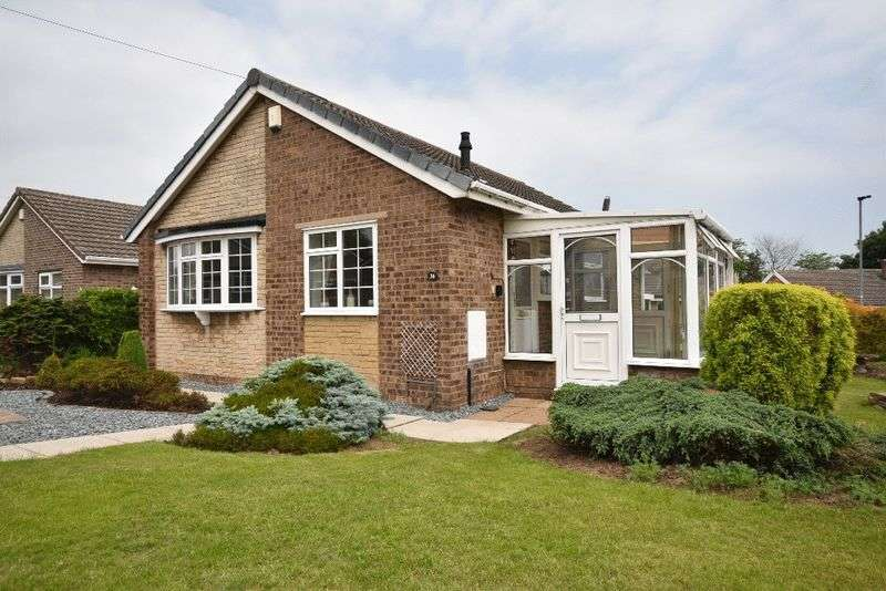 2 Bedrooms Detached Bungalow for sale in Lansdowne Crescent, Barnsley