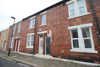 2 Bedrooms Flat for sale in Richardson Street, Wallsend, Tyne and Wear, NE28