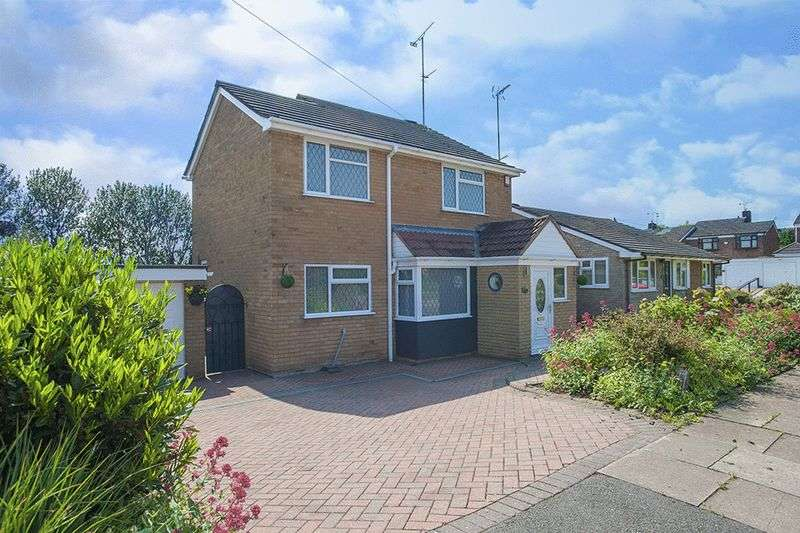 3 Bedrooms Detached House for sale in Exminster Road, Stivichall, Coventry