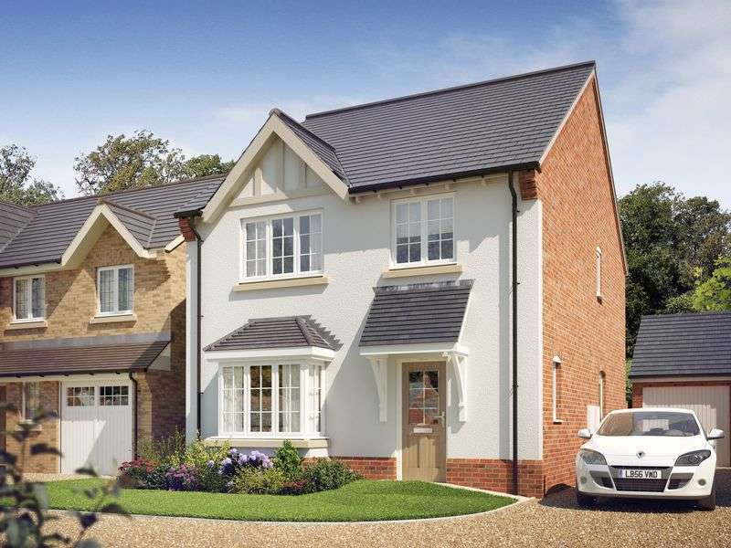 4 Bedrooms Detached House for sale in THE LULLINGTON, LANGLEY COUNTRY PARK, DERBY