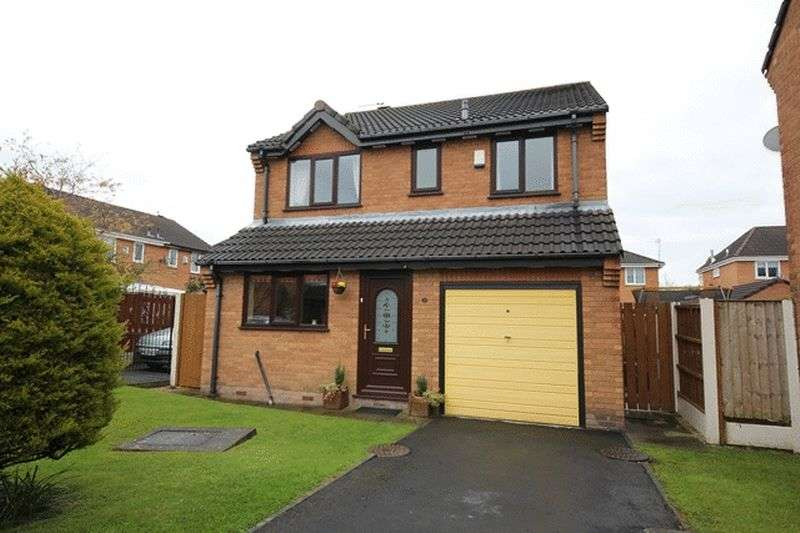 4 Bedrooms Detached House for sale in Muirfield Close, West Derby, Liverpool, L12