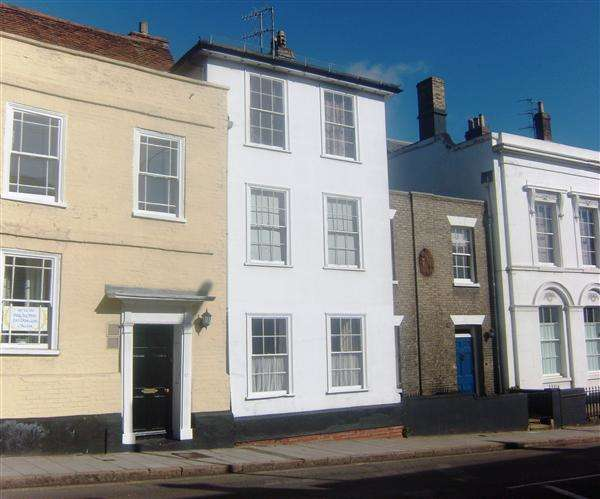 2 Bedrooms Apartment Flat for sale in Colchester CO1