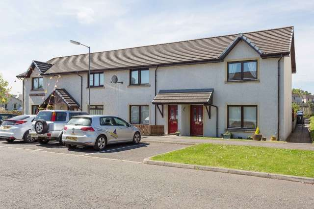2 Bedrooms Terraced House for sale in St. Mungo's Lea, West Linton, Borders, EH46 7JA
