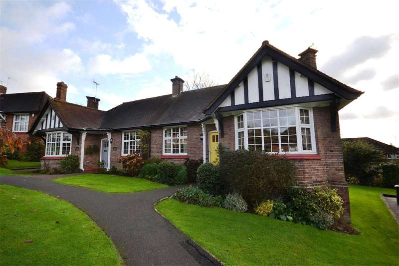 2 Bedrooms Retirement Property for sale in Chalet Estate, Hammers Lane, Mill Hill, London, NW7