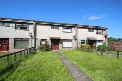 2 Bedrooms Terraced House for sale in Mount Pleasant, Stevenston, North Ayrshire