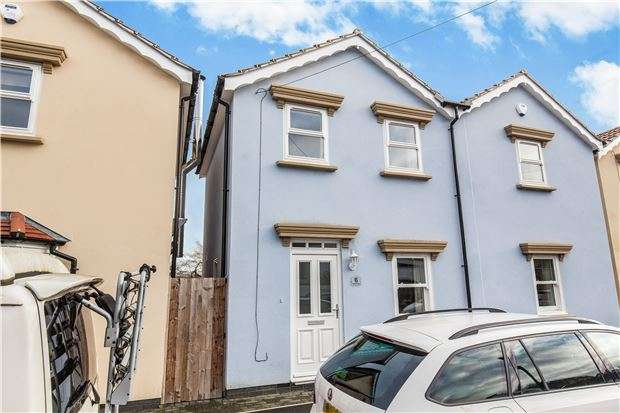 3 Bedrooms Detached House for sale in Arundel Road, BRISTOL, BS7 8HA