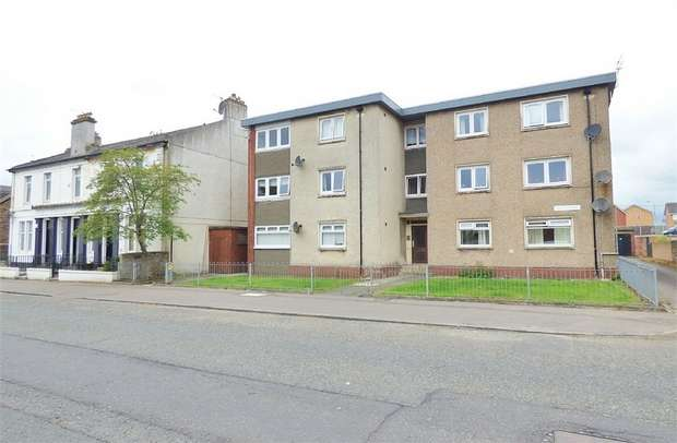 1 Bedroom Flat for sale in Dean Street, Kilmarnock, East Ayrshire