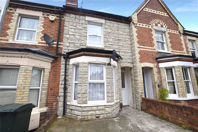 2 Bedrooms Terraced House for sale in Cholmeley Road, Reading, Reading, RG1