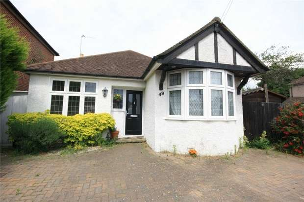 3 Bedrooms Detached Bungalow for sale in Parkfield Road, Feltham, Middlesex