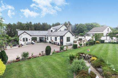 5 Bedrooms House for sale in Pen Y Cefn, Caerwys, Flintshire, CH7