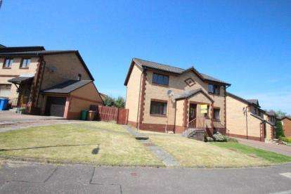 2 Bedrooms Semi Detached House for sale in Moidart Drive, Glenrothes