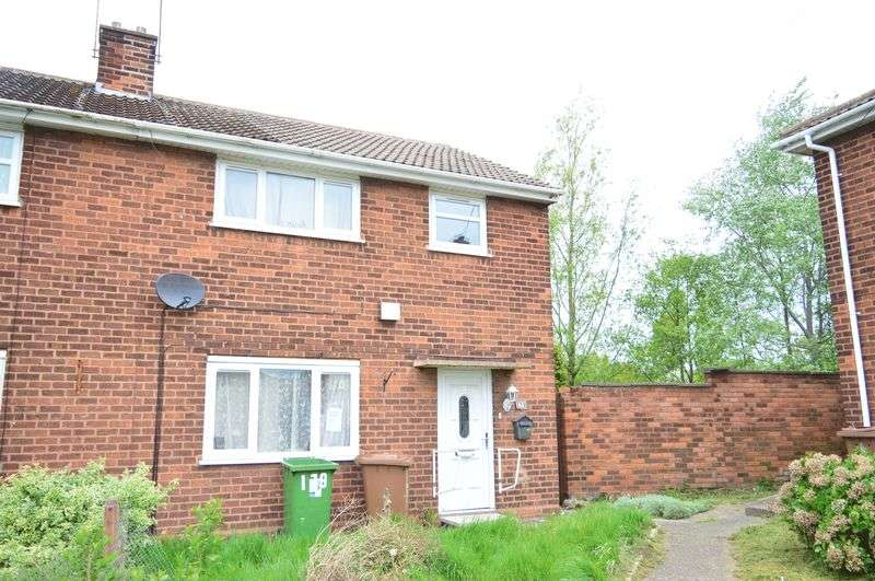 3 Bedrooms Semi Detached House for sale in Poplar Avenue, Walsall