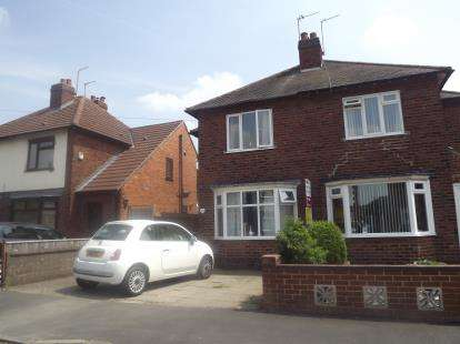 3 Bedrooms Semi Detached House for sale in Eastcroft Avenue, Littleover, Derby, Derbyshire