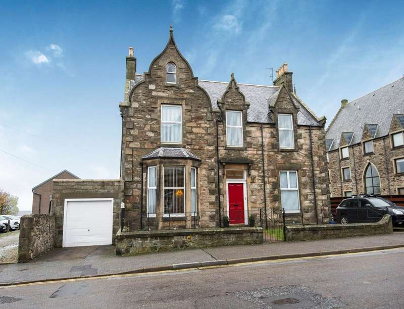 5 Bedrooms Detached House for sale in Cluny Place, Buckie, AB56