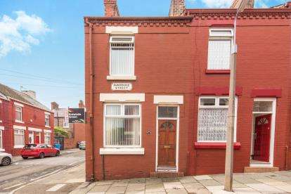 2 Bedrooms House for sale in Sundridge Street, Liverpool, Merseyside, Uk, L8