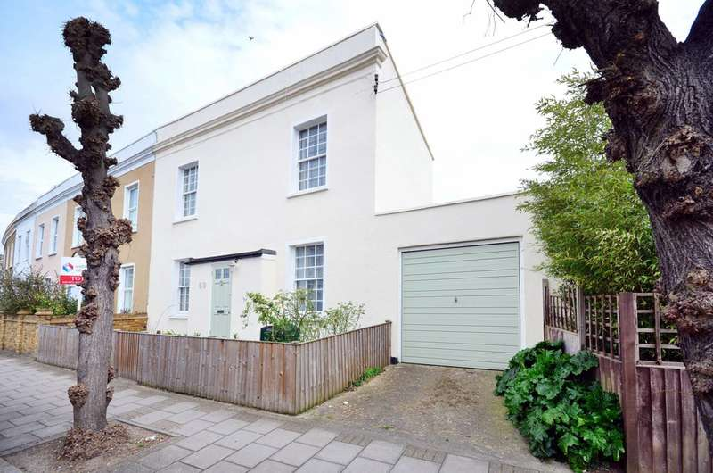 3 Bedrooms House for sale in Hartfield Crescent, Wimbledon, SW19