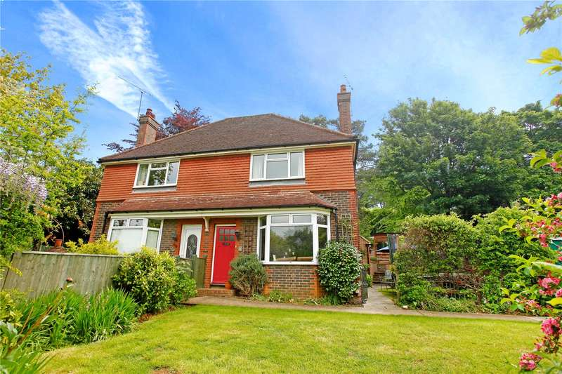 4 Bedrooms Semi Detached House for sale in Waterworks Villa, Oak Lane, Sevenoaks, Kent, TN13