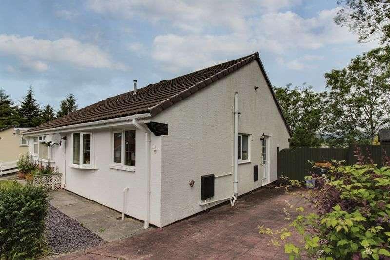 2 Bedrooms Semi Detached Bungalow for sale in Parkwood Drive, Newport