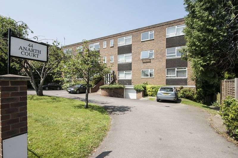 2 Bedrooms Flat for sale in Anarth Court, Oatlands Drive