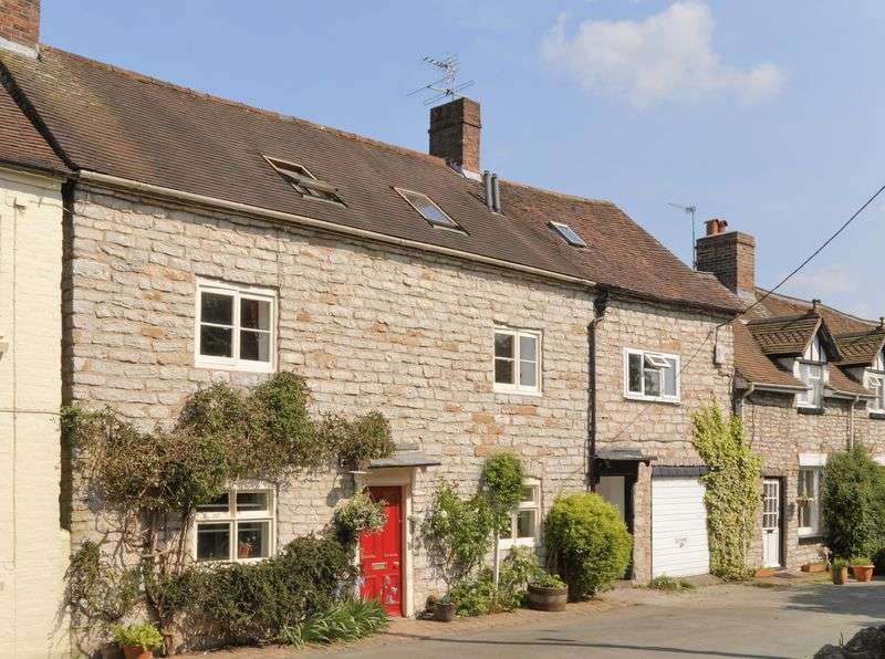 4 Bedrooms Terraced House for sale in King Street, Much Wenlock