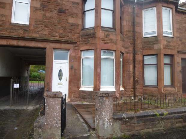 1 Bedroom Apartment Flat for sale in Carradale Street, Blairhill, Coatbridge, ML5