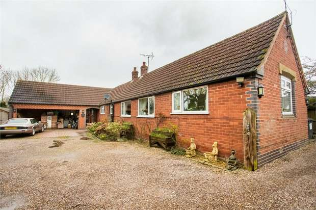3 Bedrooms Detached Bungalow for sale in Haunton Road, Harlaston, Tamworth, Staffordshire