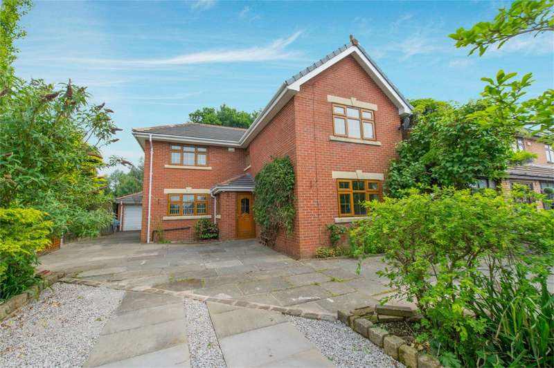 4 Bedrooms Detached House for sale in Bolton Road, Anderton, Chorley
