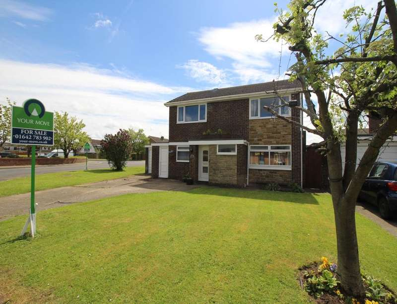 4 Bedrooms Detached House for sale in Sunningdale Drive, Eaglescliffe, Stockton-On-Tees, TS16