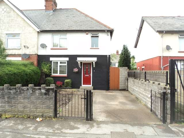 3 Bedrooms Semi Detached House for sale in Illtyd Road, Ely, Cardiff