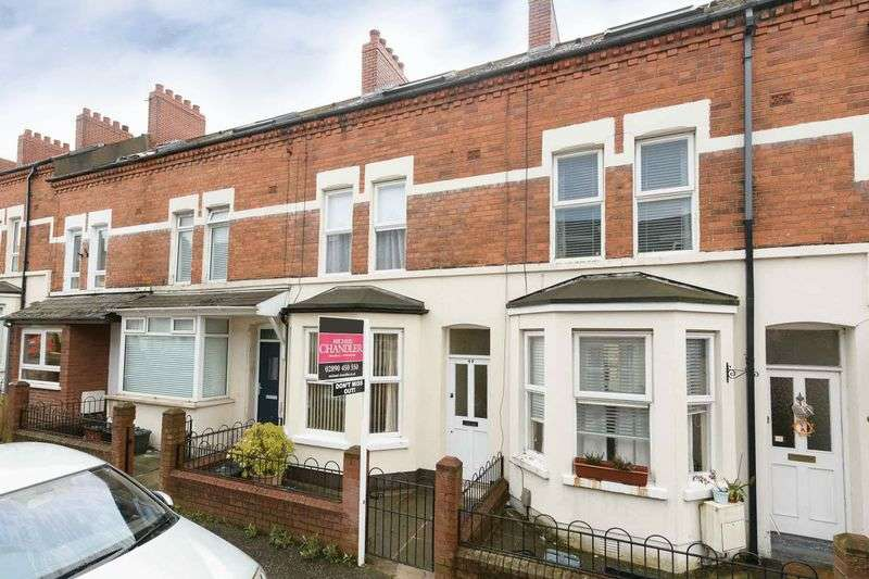2 Bedrooms Terraced House for sale in 49 Cheviot Avenue, Belfast, BT4 3AG