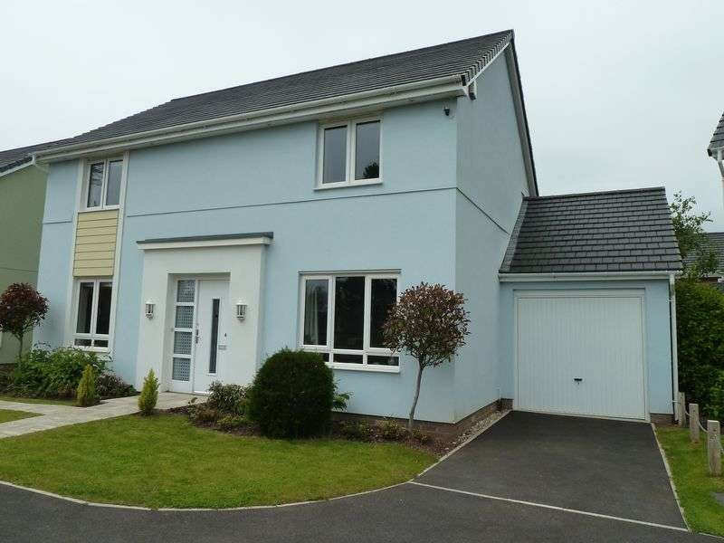 4 Bedrooms Detached House for sale in Millin Way, Dawlish Warren