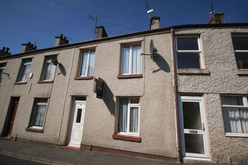 2 Bedrooms Terraced House for sale in Cybi Place, Holyhead, Anglesey