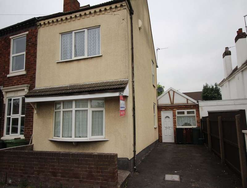 3 Bedrooms Semi Detached House for sale in Lichfield Road, Wolverhampton, WV11