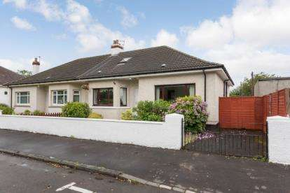 3 Bedrooms Bungalow for sale in Edinburgh Road, Carntyne, Glasgow