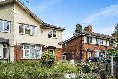 1 Bedroom Maisonette Flat for sale in Tyburn Road, Birmingham, West Midlands