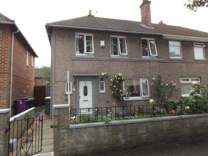 3 Bedrooms Semi Detached House for sale in Sandyville Road, Liverpool, Merseyside, L4